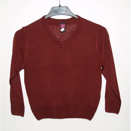 Suéter niño/a tipo colegial