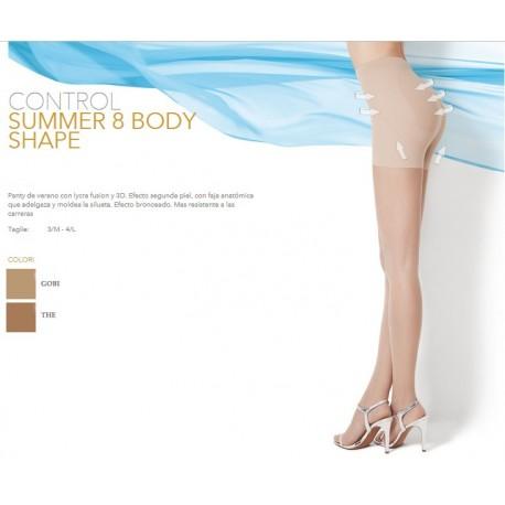 Panty mujer verano reductora
