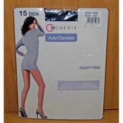 Panty mujer 15 den ANTICARRERAS