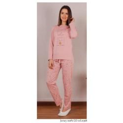 Pijama mujer ALGODÓN FINO